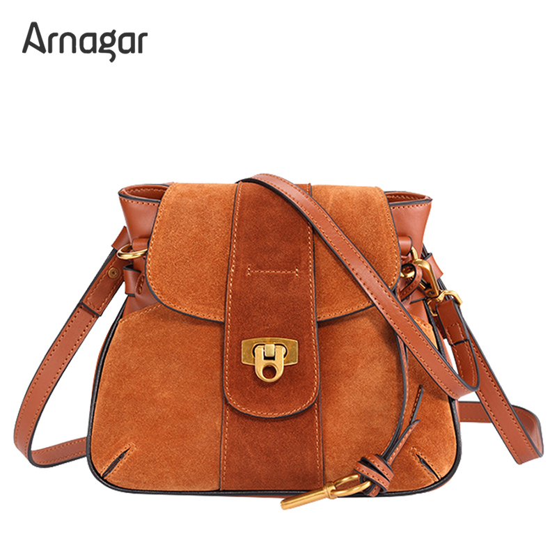 Arnagar genuine leather bags luxury women bags designer handbags high quality lady shoulder bag women messenger bags sac a main kzni genuine leather designer crossbody shoulder clutch women bags female luxury handbags women bags designer sac a main 9003