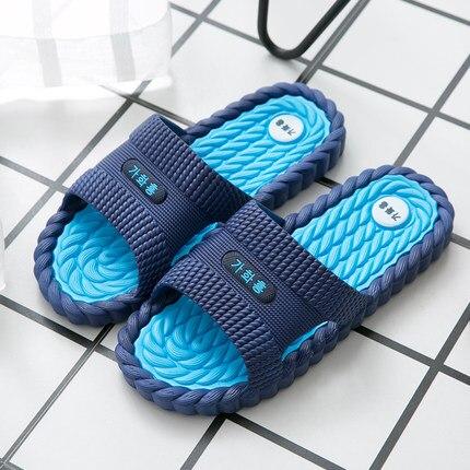 HAX5 zapatillas de moda plataforma Flip Flops Sandalias de tacón alto zapatos de playa de verano cómodo diapositivas
