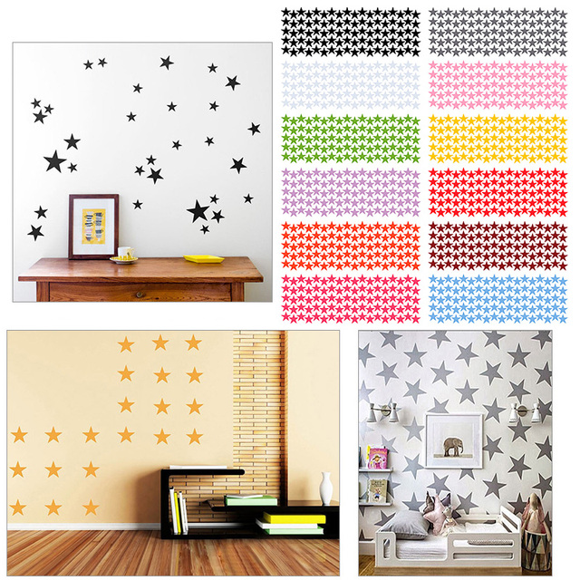 Home Decor Removable PVC 3d Wall Sticker Mural Decal Art prince Star Wall Poster/Room #87379
