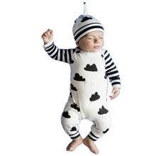 bc1c81341190 Primavera Verano chica chico mono Casaco canastilla ropa niños Romper  algodón recién nacido niños ropa mamelucos del bebé ocasio.