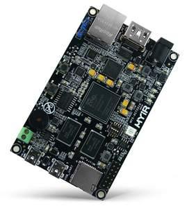 Image 3 - XILINX ZYNQ 7020 ARM Cortex A9 + Xilinx XC7Z020 FPGA Development Board Control Board XC7Z020 Circuit  DEMO Board Free Shipping