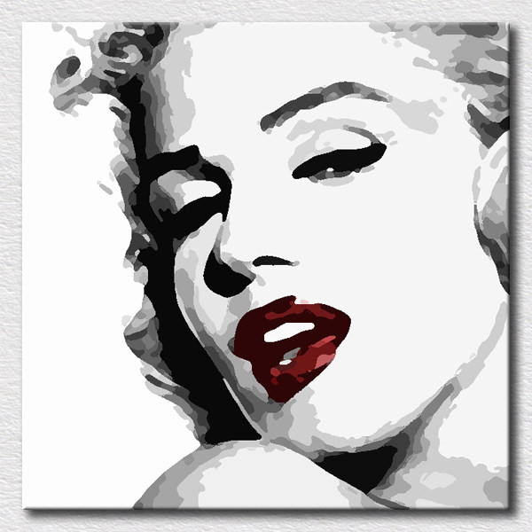 Tienda Online Pintura hermosa del arte pop de Marilyn Monroe ...