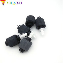 Vilaxh 5pcs Pickup Roller RL1-1370 RL1-3167 replacement for HP P3005 P3015 3005 3015 M3027 M3035 P3004 Pick up Roller free shipping original laser jet for hp cp4005 cp4700 pick up roller tray 1 rl1 0019 000cn rl1 0019 printer part on sale