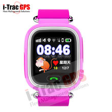Touch screen Smart Phone Watch Children Kid Wristwatch GSM GPRS GPS Locator Tracker Anti-Lost Smartwatch Child Guard iOS Android
