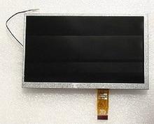 7 inch LCD screen, 26PIN car, DVD stereo, digital photo frame, GPS display