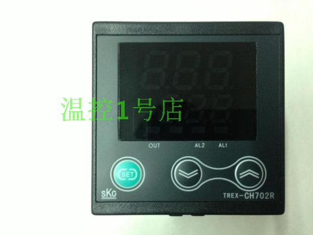Genuine high-precision temperature controller CH702 SKG TREX-CH702R  цены