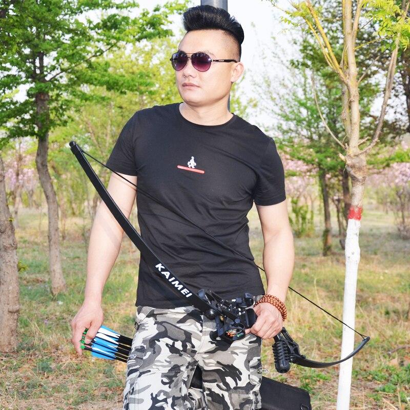 Nouveau arc classique professionnel 30-50 lbs puissant tir à l'arc de chasse flèche de chasse en plein air tir sports de plein air - 4