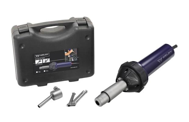где купить  Swiss Weldy Professional 1600W Plastic Hot Air gun Heating Gun Hot Blast Torch Overlap Air Welding Gun Welder Pistol Tool  по лучшей цене