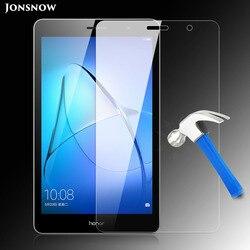 9H закаленное стекло для Huawei MediaPad T3 7 3G версия предотвращает царапины планшетный ПК MediaPad T3 7 wifi версия ЖК-экран протектор