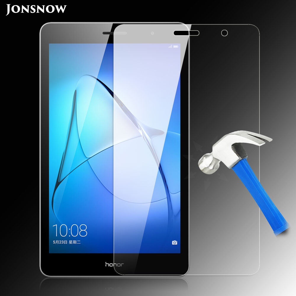 9H Tempered Glass For Huawei MediaPad T3 7 3G Version Prevent Scratch Tablet PC LCD Screen Protector JONSNOW
