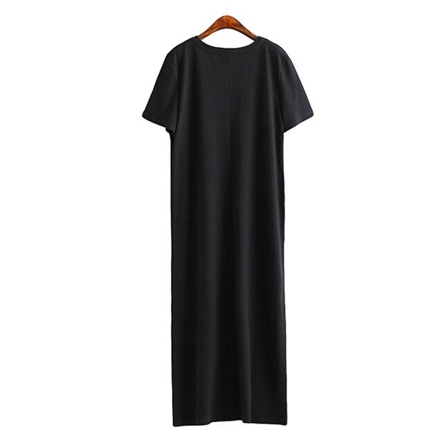 Summer Maxi T Shirt Dress...