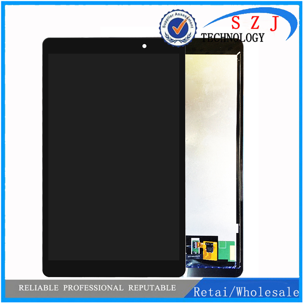 New LCD Display + Touch Digitizer Screen glass For Huawei MediaPad T2 10.0 Pro 10.1 inch FDR-A01L FDR-A01W FDR-A03 Free shipping image
