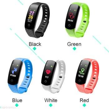 Fashion Original factory ip68 waterproof fitness colorful smart band Fitness Tracker  smartband relogio inteligente pk mi band