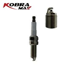 Piezas de Repuesto profesionales automotrices KOBRAMAX, bujía LDK7RTC ILZKR7B 11S LDK7RTC para JORIN, modelo de bujía chispeante, piezas de coche