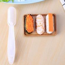 1Pcs DIY Sushi Mold Onigiri Rice Mold Kitchen Accessories Sushi Maker Rice Ball Mold Sushi Making Tools