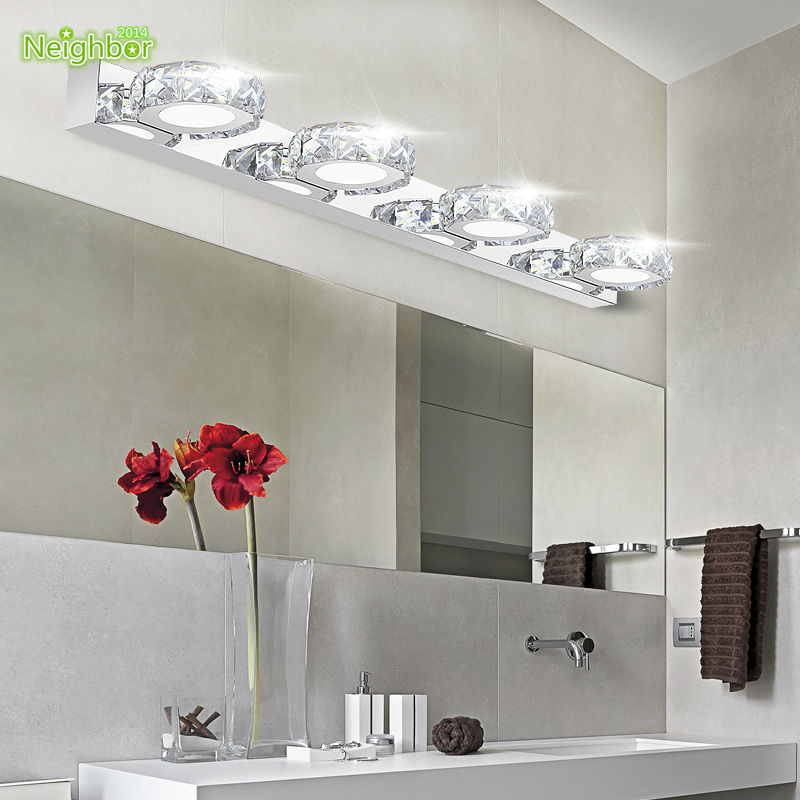 Deco Bathroom Mirror: Modern LED Indoor Wall Light Lamps Banheiro Deco Bathroom