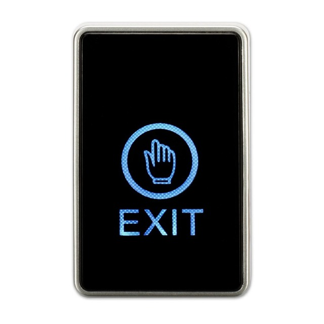 Free Shipping black color door exit button for Access control touch door release switch  sc 1 st  AliExpress.com & Free Shipping black color door exit button for Access control touch ...