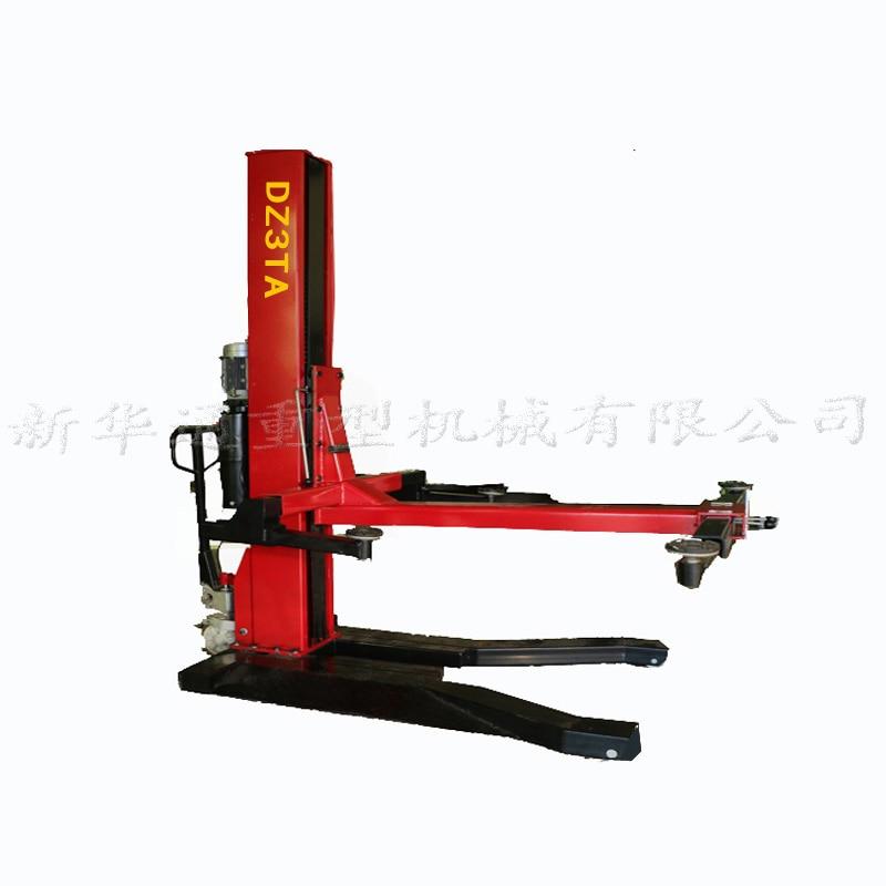 Lift Hydraulic Lift Machine Car Accessories Single Post