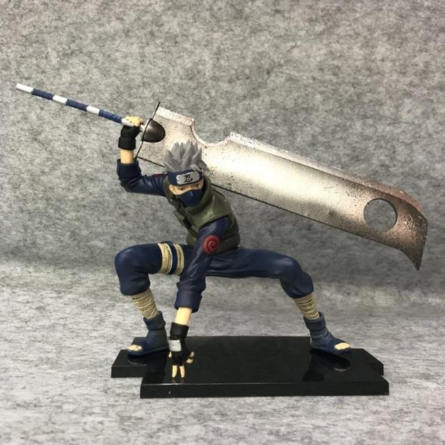 Аниме фигурка Хатаке Какаши Наруто 15 см