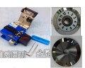 SUMITOMO FC-6S Optical Fiber Cleaver + 2 Extra de Fibra de metal lâmina de corte/Fiber Cleaver Lâmina/Corte Roda