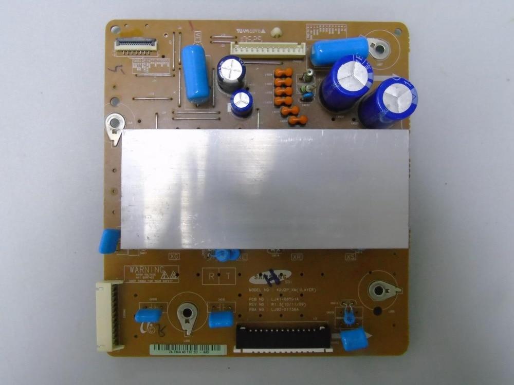 LJ92-01736A LJ41-08591A Good Working Tested цена