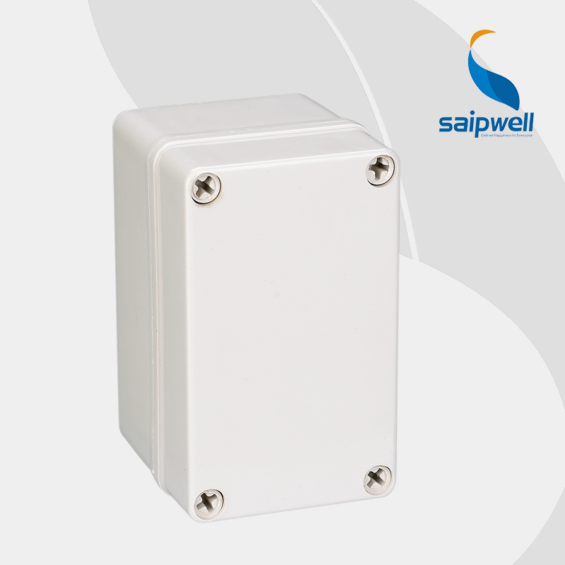 High quality ABS solid coverwaterproof electrical junction box ip65DS AG 0813 1 80 130 85 mm