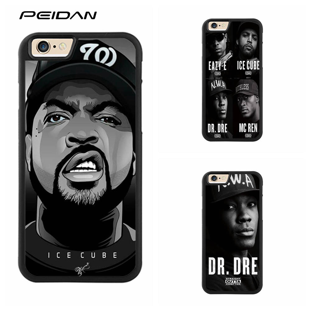 Ice Cube Cover Photo Best peidan straight outta compton ice cube 1 cover phone case for