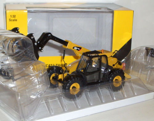 Norscot 1//32 Caterpillar Cat TH407C Telehandler Diecast Model Collection 55278