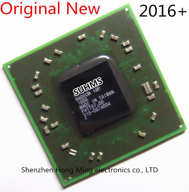 DC: 2016 + 100% Novo 215 0674034 215-0674034 BGA Chipset