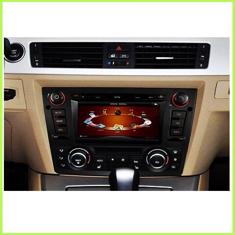 7 39 39 hd car dvd player gps navigation navi stereo for bmw 3. Black Bedroom Furniture Sets. Home Design Ideas