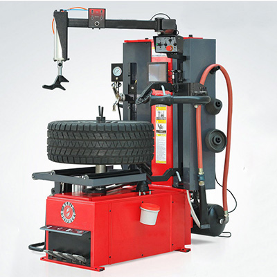Full Automatic Touchless Tire Changer For Car Workshop No Crowbar Tire Changer CE