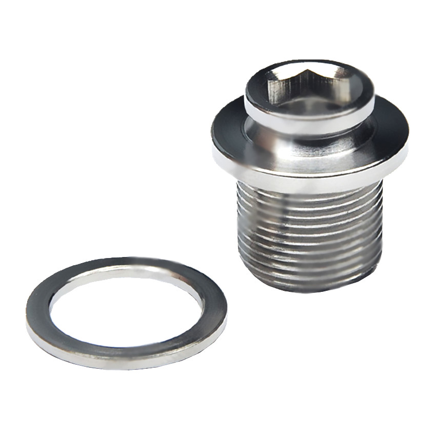 Titanium Bolt For Spline Middle Shaft Screw M15 X13mm Pitch 1 0mm For Neco First Bicycle Road Bike Mountain Bikes Screw 1 Pcs Bolts Aliexpress
