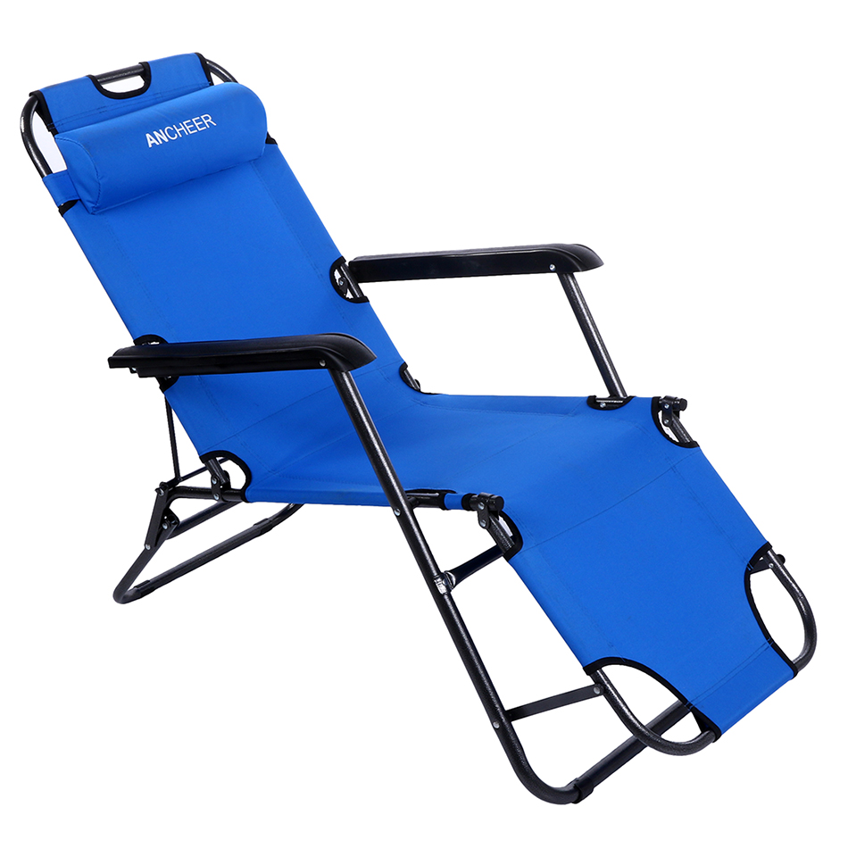 Homdox Outdoor Furniture 178cm Office Desk Chair Longer Leisure Folding  Beach Chair Stool Sling Recliner Camping Chairs Bed N20A In Beach Chairs  From ...
