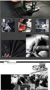 Image 3 - Nowe mody skinny spodnie skórzane faux skórzane dżinsy motocyklowe spodnie darmowa wysyłka 28 34 (mały rozmiar) A108