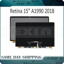 New for Apple Macbook Pro Retina 15 4 A1990 LCD Display Screen Panel LP154WT5 SJA1 MR932