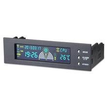 CPU Temperature Sensor Display