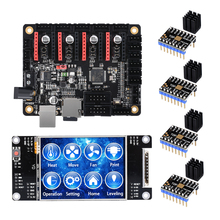 BIGTREETECH SKR MiNi V1.1 32 Bit Motherboard with Double Z Axis TMC2208 TMC2130 TFT 2.8 Touch Screen For 3D Printer