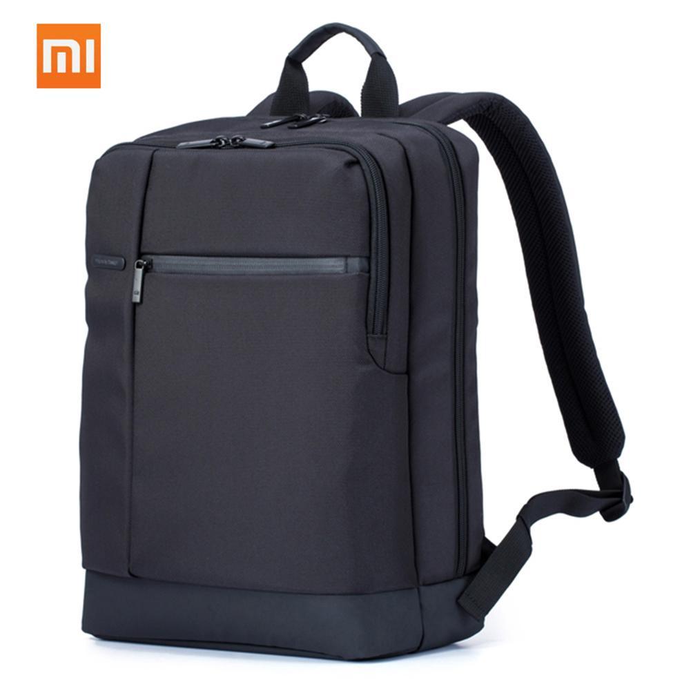 100% Wahr Fashion Xiaomi Reisen Business Wasserdicht Computer Laptop Rucksack Lagerung Tasche Festsetzung Der Preise Nach ProduktqualitäT