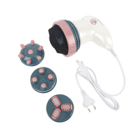 Pro Electronic Full Body Massager Anti Cellulite Slimming Massage Device Muscle Relax Fat Remove Health Care
