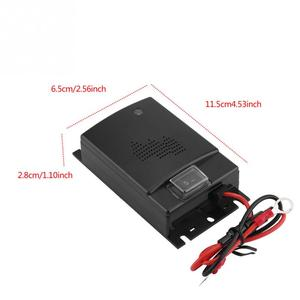 Image 2 - 12V Car Rat Rodent Ultrasonic Repellent Vehicle Chases Rat Rodent Mice Moles Chipmunks Cause Ultrasonic Repeller Pest Control