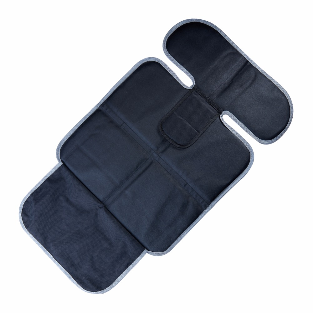 Car Baby Seat Cover Infant Baby Car Seat Back Non Skid Protector Cover For Kids Baby Kick Waterproof Mat