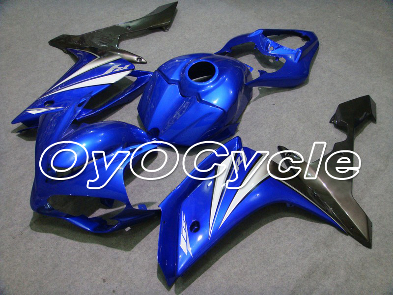 For Yamaha 07-08 YZFR1 YZF-R1 YZF R1 Motorcycle Fairing Bodywork Kit ABS Plastic Injection 2007 2008 BlueFor Yamaha 07-08 YZFR1 YZF-R1 YZF R1 Motorcycle Fairing Bodywork Kit ABS Plastic Injection 2007 2008 Blue