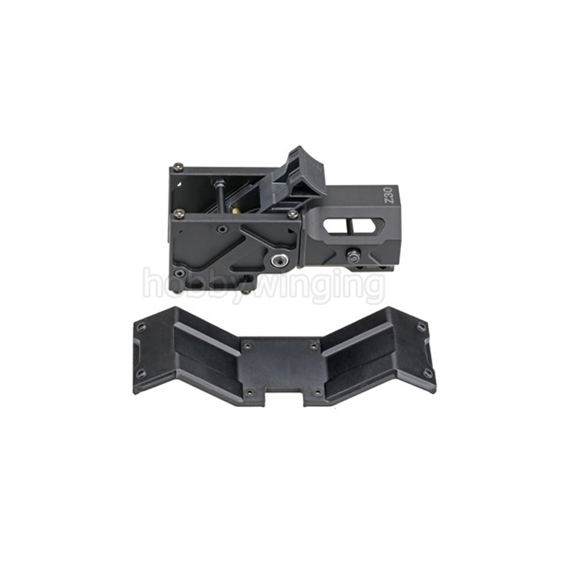 CNC Z30 waterproof folding arm base 30mm Arm Connector for FPV drone Quadcopter /Hexacopter/Octacopter Multicopter DIY 30mm tube arm folding connector for agricultural plant protection uav multicopter
