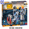 2016 NEW 10464 Star Wars Series The Death Star Final Duel Model Building Block Classic Toys