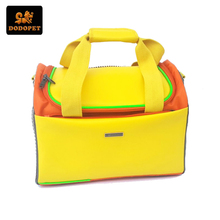 DODOPET Dog Bag Carrier Side Breathable Mesh Anti Extrusion Pet Bag for Small Dogs/Cats Fashion Puppy Shoulder Carrier Chihuahua