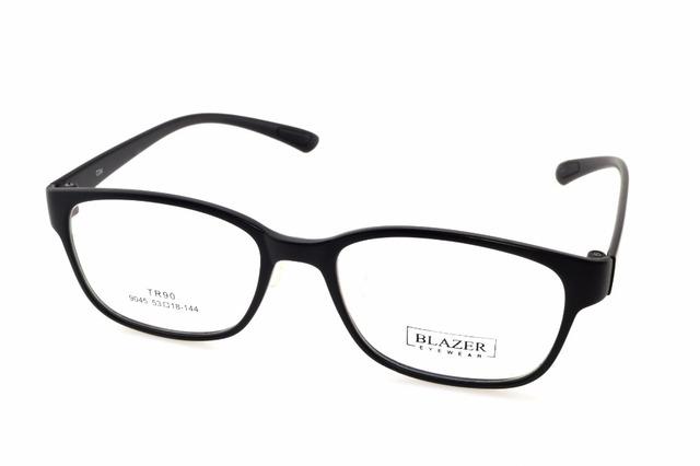 Negro clásico Ultra Ligero Marco Retro de Encargo lente de la prescripción gafas de miopía gafas de lectura Photochrmic-1 a-6 a + 1 + 6