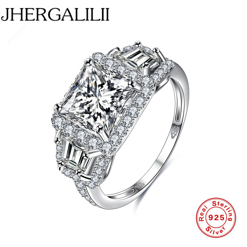 jhergalilii 2017 ms new sterling silver ring 925 sterling silver pattern ring round sterling silver jewelry the new exotic ring - Exotic Wedding Rings
