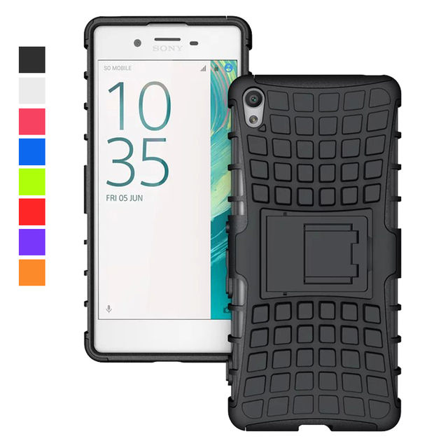 finest selection 9518a e132b US $4.99  For Sony Xperia Z2 Z3 Z4 Z5 Compact Case Heavy Duty Armor Slim  Shockproo Rugged Case Cover For Sony Xperia XA XA1 XP XZ Premium-in Fitted  ...