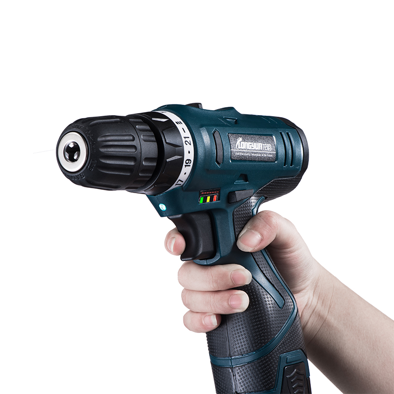 16 8V Lithium Battery Electric Screwdriver hand precision Charging Drill bit Cordless drill Torque drill Power
