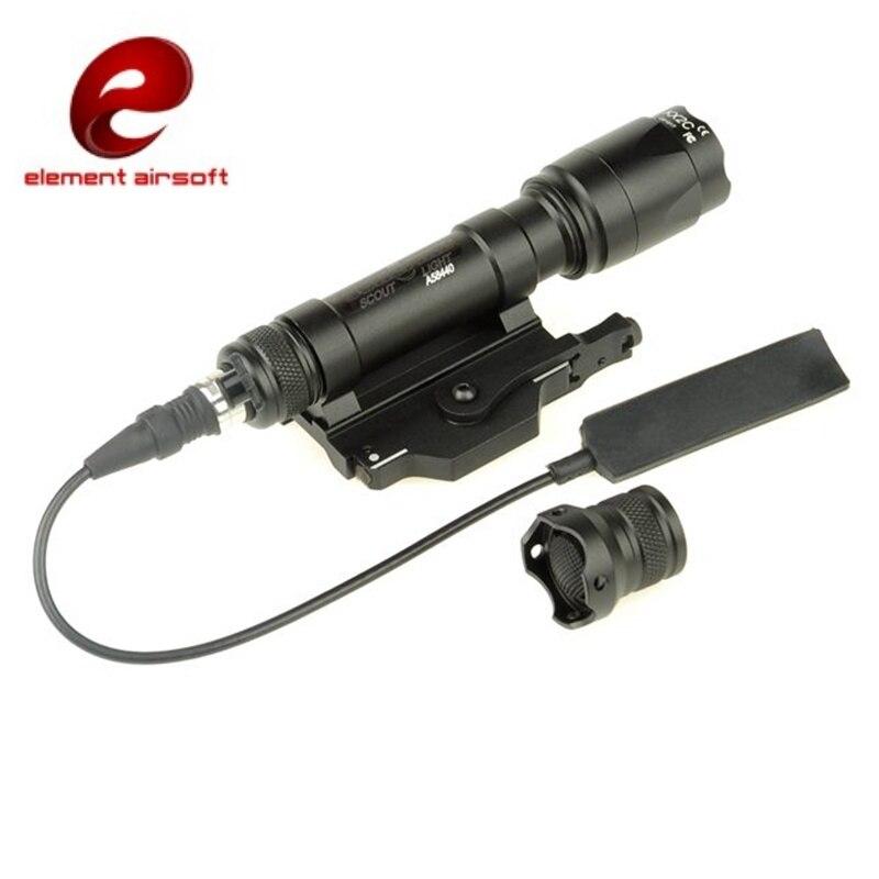 Elemento M620C Escoteiro Luz Lanterna LED Tático